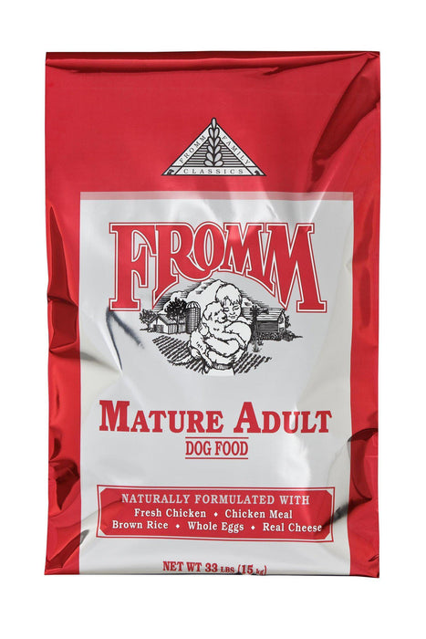 Fromm Classic Chicken Rice Senior Dog Food