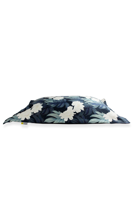 BeOneBreed Cloud Pillow Peonies Flower Dog Bed