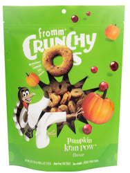 Fromm Crunchy Os Pumpkin Kran Pow Dog Treats