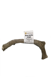 Natural Dog Co. Deer Antler, Large