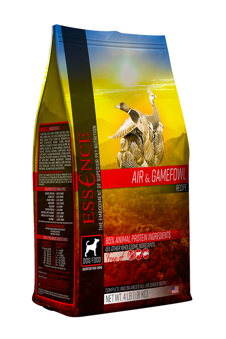 Essence Air & Gamesfowl guinea fowl Dry Dog Food