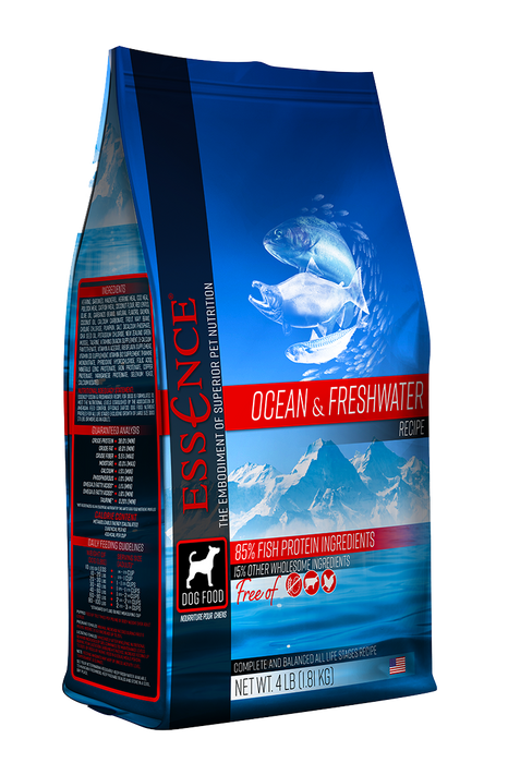 Essence Ocean & Freshwater Dry Dog Food