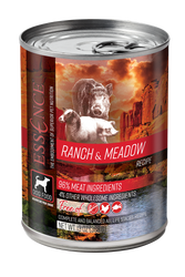 Essence Ranch & Meadow pork wet Dog Food