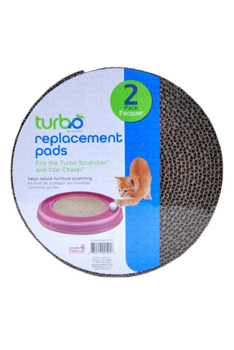 Coastal Pet Turbo Scratcher Cat Toy Refills