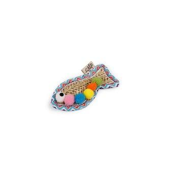 All For Paws Whisker Fiesta Fish Cat Toy