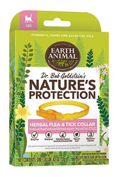 Earth Animal Herbal Flea & Tick Collar for Cats