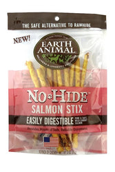 Earth Animal No-Hide Salmon Stix dog treats