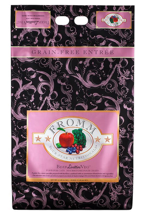 Fromm Four-Star Beef Livattini Cat Food