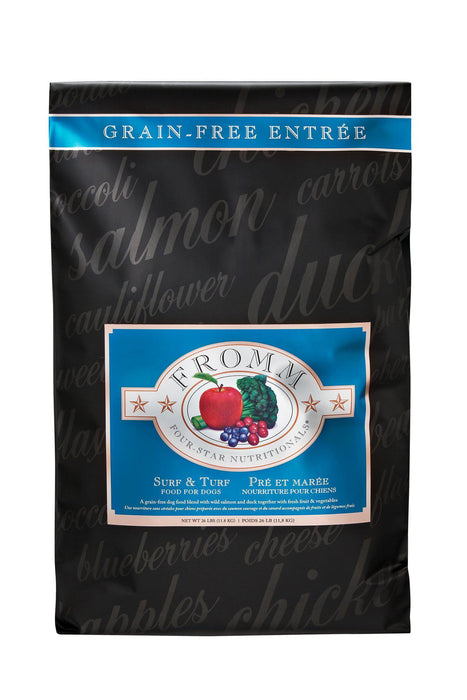 Fromm Four-Star Surf & Turf Dog Food