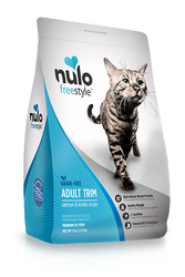 Nulo Freestyle Trim Salmon & Lentils Cat Food