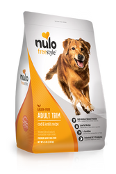 Nulo Freestyle Adult Trim Cod & Lentils Dog Food