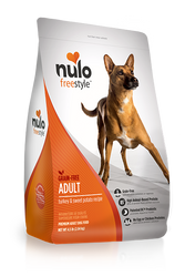 Nulo Freestyle Adult Turkey & Sweet Potato Dog Food