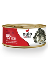 Nulo Freestyle Beef & Lamb Pate Cat Food