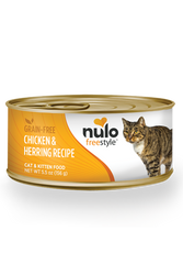 Nulo Freestyle Chicken & Herring Pate Canned Cat Food