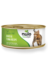 Nulo Freestyle Duck & Tuna Cat Food, 5.5 oz