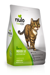 Nulo Freestyle Duck & Lentil Indoor Cat Food
