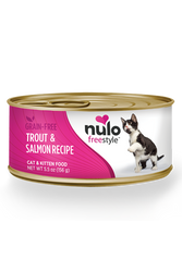Nulo Freestyle Trout & Salmon Pate Cat Food