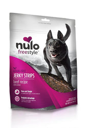 Nulo Freestyle Beef Jerky Treats
