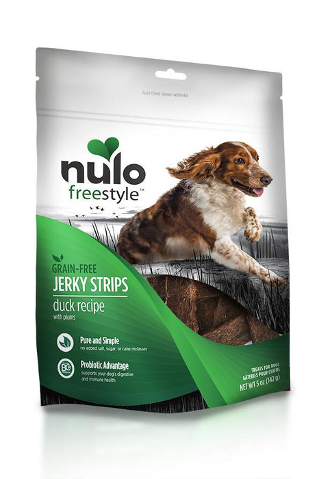 Nulo Freestyle Duck Jerky Treats