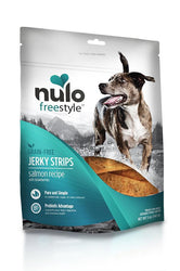 Nulo Freestyle Salmon Jerky Treats