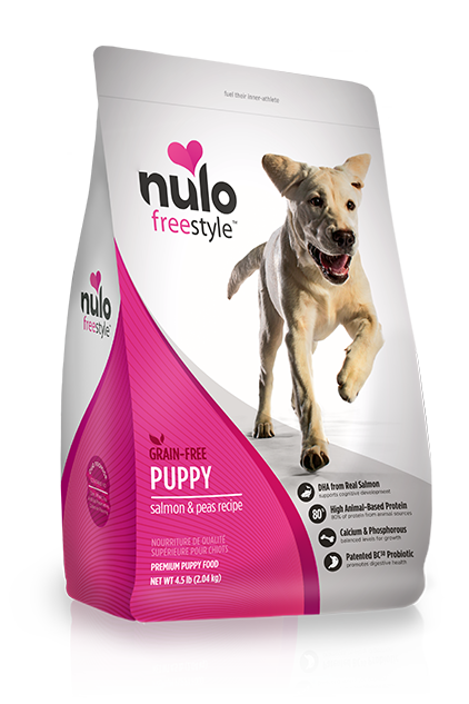 Nulo Freestyle Salmon & Peas Puppy Food