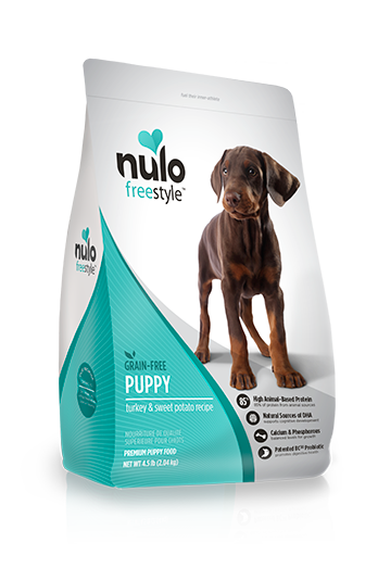 Nulo Freestyle Turkey & Sweet Potato Puppy Food