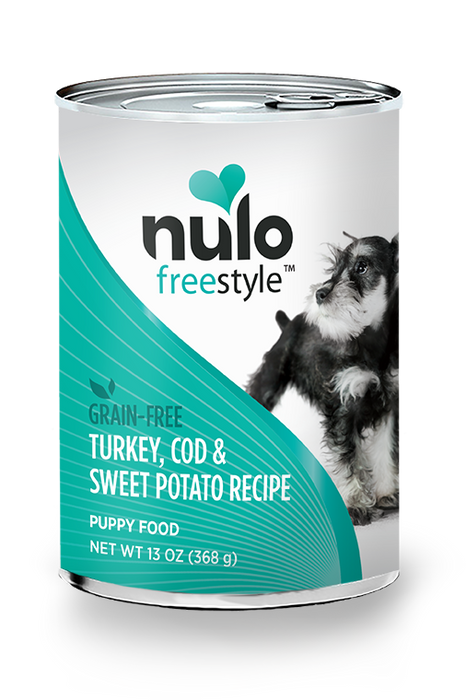 Nulo Freestyle Turkey Pate Canned Puppy Food