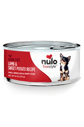 Nulo Freestyle Lamb Pate Canned Small Breed Dog Food, 5.5 oz