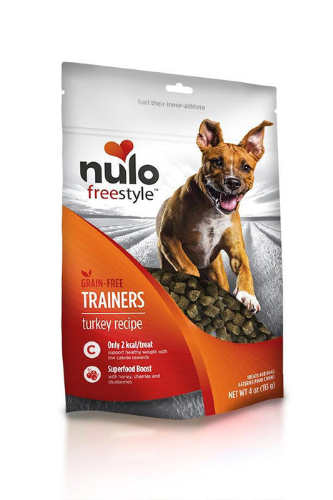 Nulo Freestyle Turkey Trainers Treats
