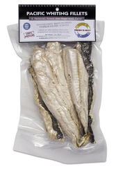 Fresh is Best Pacific Whiting Fillets freeze-dried cat dog Treats