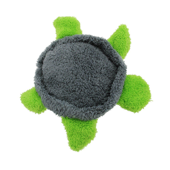 Cycle Dog Duraplush Turtle Plush Dog Toy