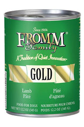 Fromm Gold Lamb Pate wet Dog Food