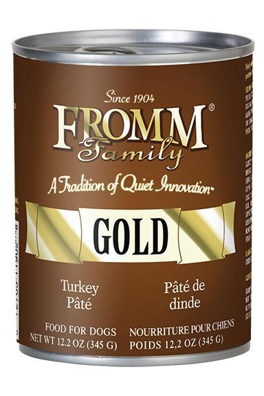 Fromm Gold Turkey Pate Dog Food