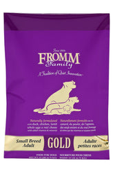Fromm Gold Adult Small Breed Dog Food