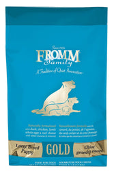 Fromm Gold Large Breed chicken dry Puppy Food