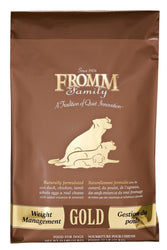 Fromm Gold Weight Management chicken dry Dog Food