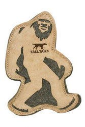 Tall Tails Leather and Wool Big Jr Dog Toy