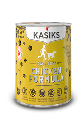 Kasiks Cage-Free Chicken Canned Dog Food