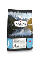 Kasiks Wild Pacific Ocean Dry Dog Food