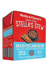 Stella and Chewy's Grass-Fed Lamb Stew