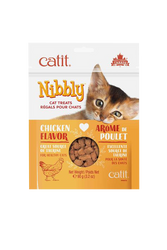 CatIt Nibbly Chicken Cat Treats