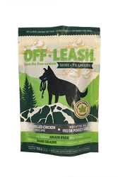 Off-Leash Fire Grilled Chicken Dog Treats, 5.2 oz