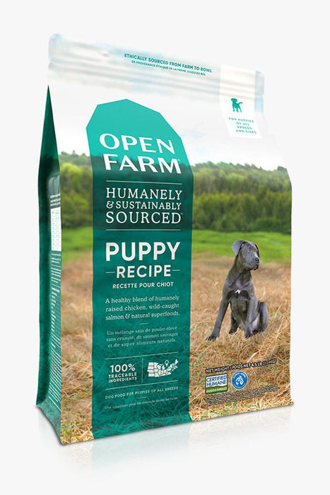 Open Farm Puppy Dry Dog Food