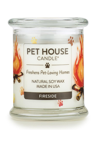 Pet House Candle, Fireside