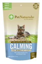 Pet Naturals Calming Cat Chews
