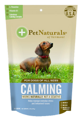 Pet Naturals Calming Dog Chews