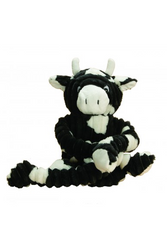 Patchwork Pets Calvin Cow Dog Toy