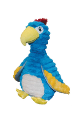 Patchwork Pets Dodo the Bird Dog Toy