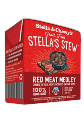 Stella and Chewy's Red Meat Medley Stew