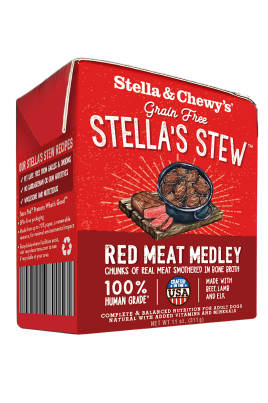Stella & Chewy's Red Meat Medley Stew